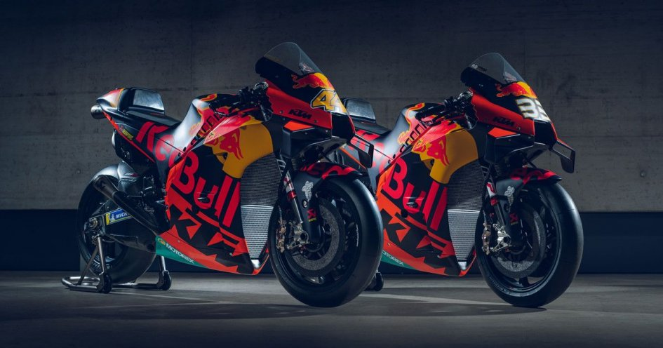 MotoGP: All the photos of the KTM RC16 2020 by Espargarò and Binder