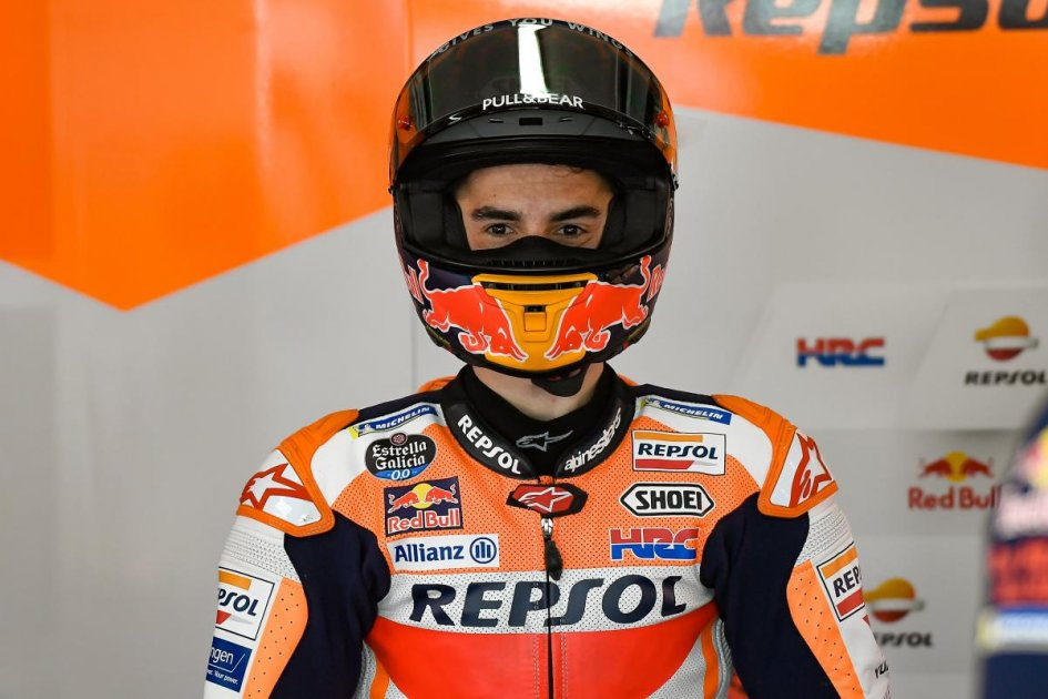 "MotoGP: Marquez: ""The crash? I was tired, otherwise I would have avoided it with my elbow"""