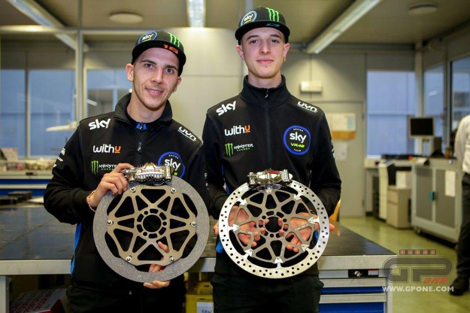 MotoGP: Brembo - Unstoppable MotoGP bikes: + 10% braking effort in 2020