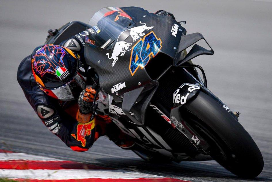 """MotoGP: Pol Espargarò: """"Il nuovo motore KTM è al livello di quello Ducati"""""""
