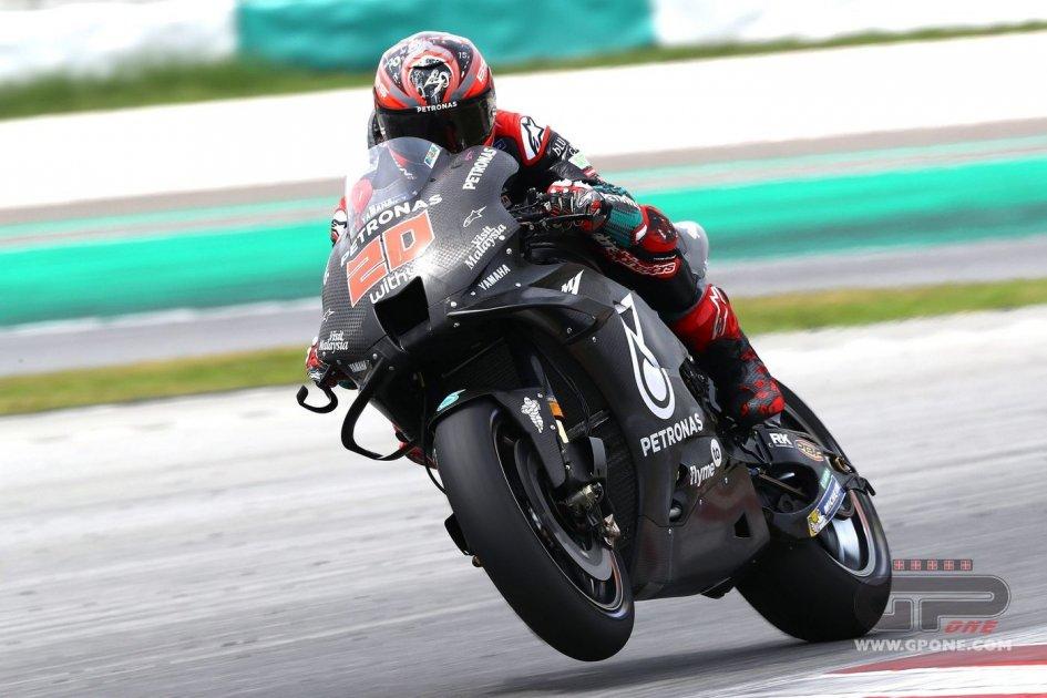 """MotoGP: Quartararo:""""Ho provato la M1 2020 e non potrei essere più contento"""""""