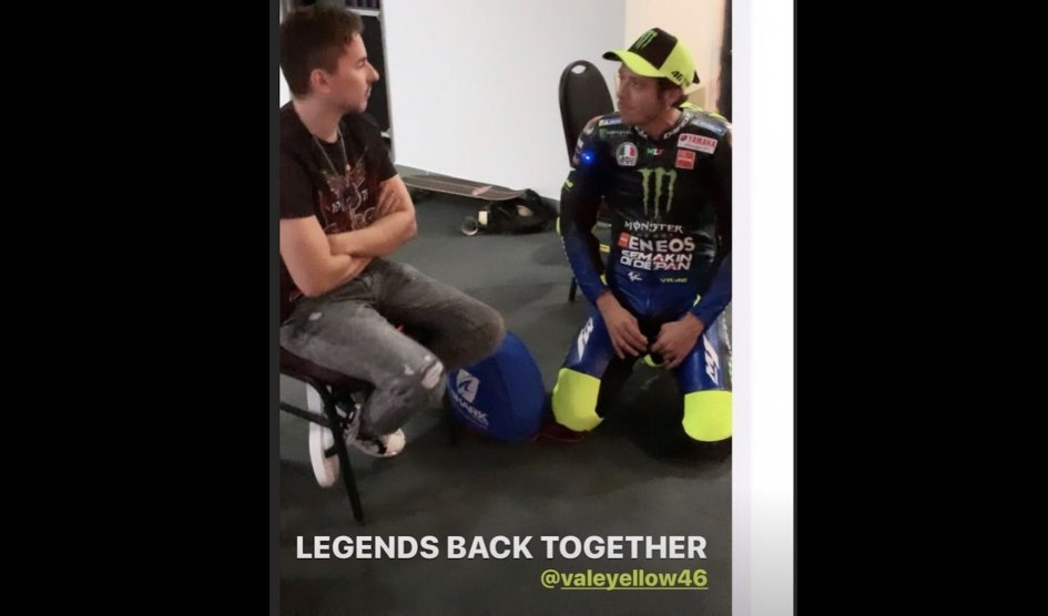 MotoGP: Rossi and Lorenzo together again: will this be the future Petronas team?