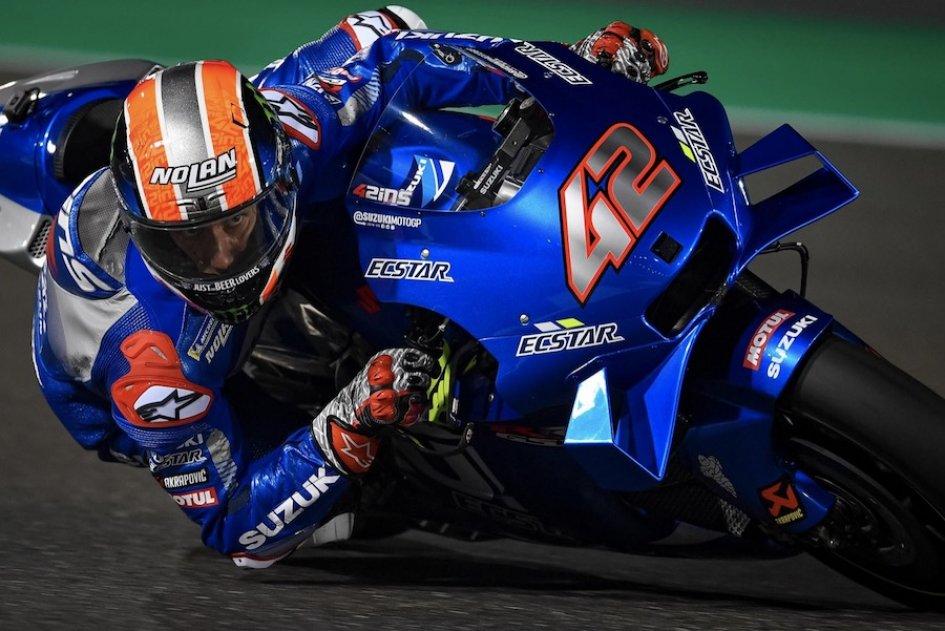 """MotoGP: Rins: """"Il 2020 potrebbe essere l'anno di Suzuki grazie alle Michelin"""""""