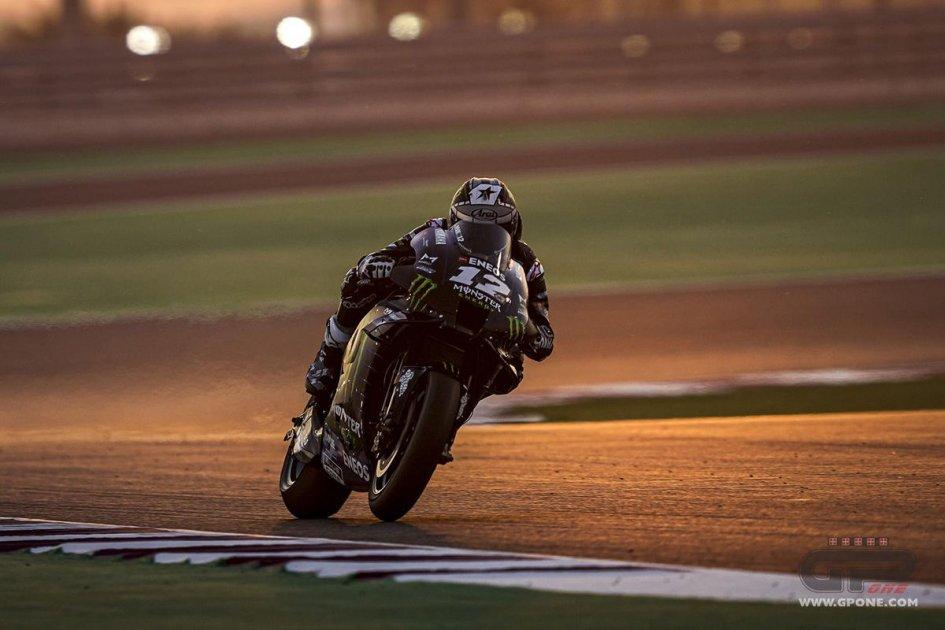 """MotoGP: Vinales: """"Sono eccitato, il vero potenziale è in me, non nella Yamaha"""""""