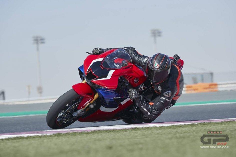 """Prodotto - Test: Test: Honda CBR 1000 RR-R - a revolution, """"bad"""" to the bone…"""