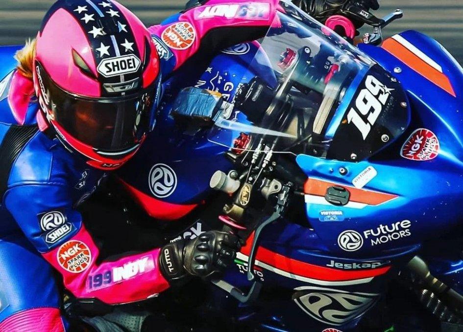 Moto - News: Addio a Indy Munoz, campionessa brasiliana di motociclismo