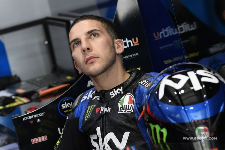 """Moto3: Migno: """"It's a crucial year for me, I can't make any mistakes. Ever."""""""