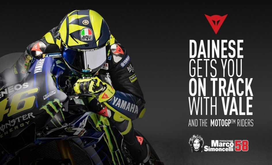 MotoGP: On track with Valentino Rossi: the auction collects over 9,000 euros