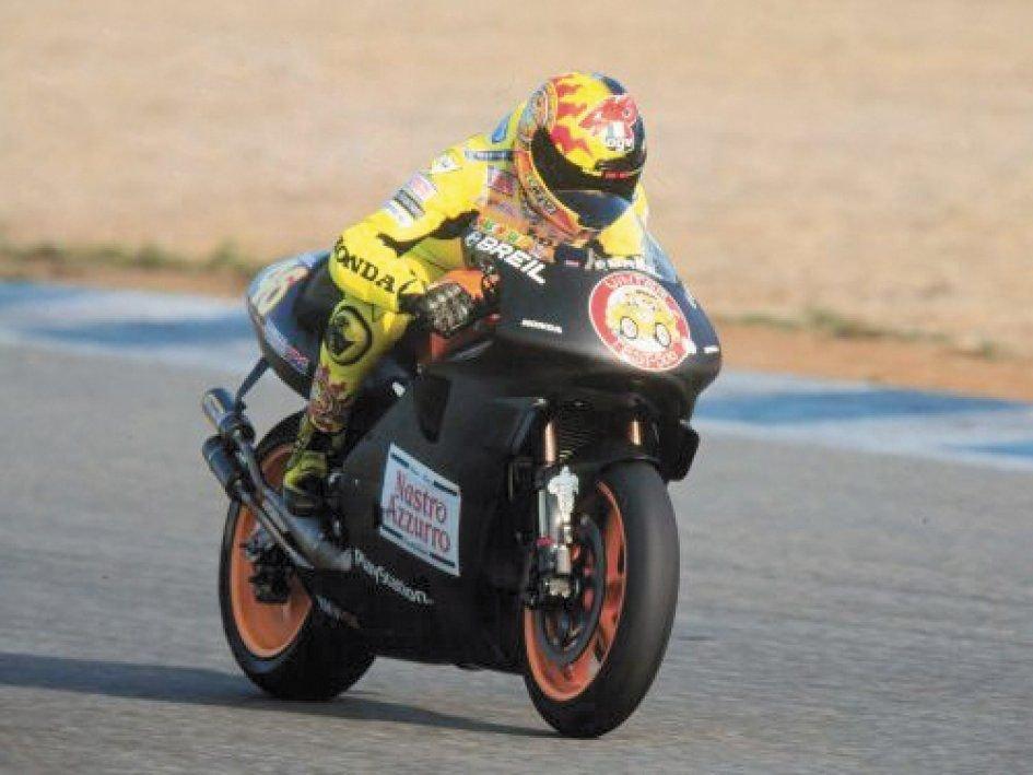 MotoGP: Valentino Rossi recalls his 500cc debut on Doohan's Honda