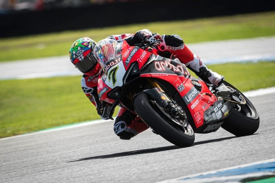 """SBK: Chaz Davies: """"Luckily there is only one Phillip Island on the calendar"""""""