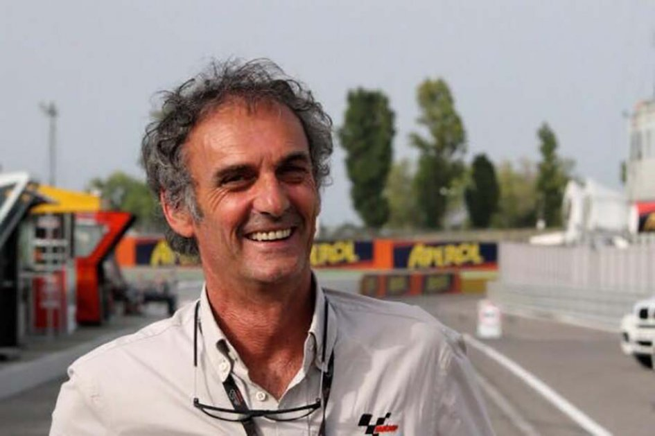 """MotoGP: Uncini: """"Start the championship in Finland? The KymiRing is not approved yet """""""