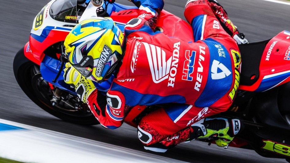 "SBK: Alvaro Bautista: ""Honda? It wasn't Marc Marquez who recommend it."""