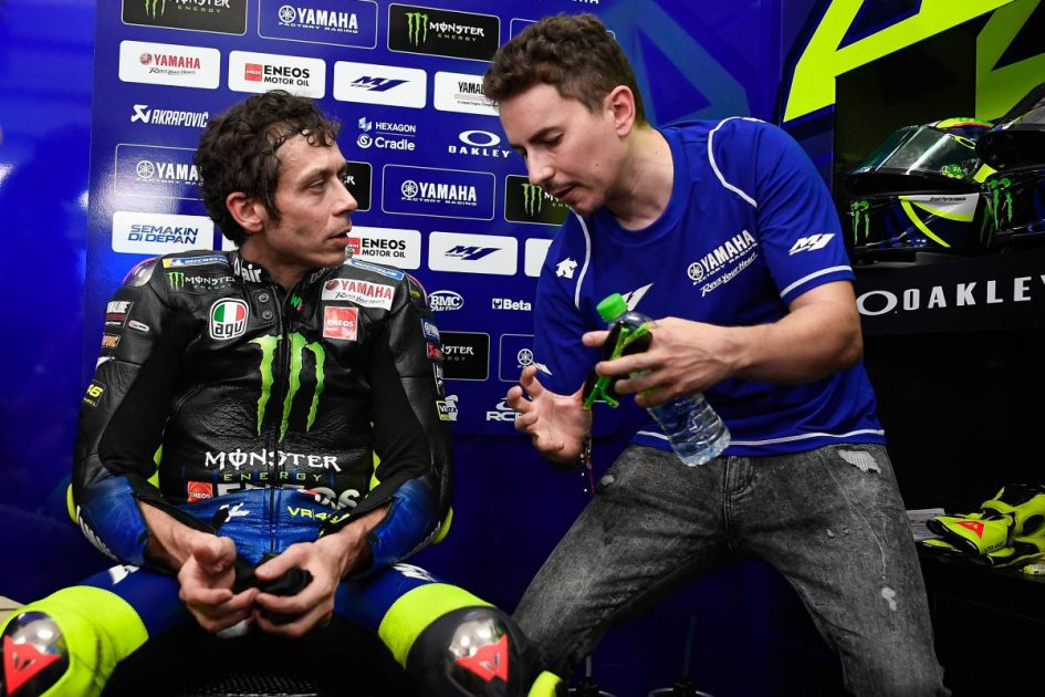 """MotoGP: Lorenzo: """"Racing with Rossi in Petronas? It would be the only option."""""""