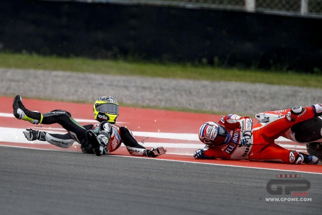 MotoGP, Dovizioso: Petrucci non ha giocato correttamente   GPone.com