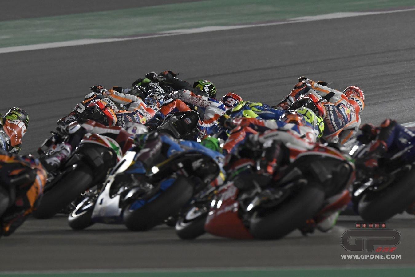 MotoGP, GP del Qatar, Race | GPone.com