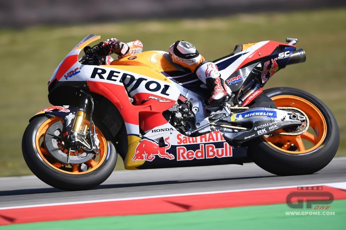 MotoGP, Assen: the rides in action at the Cathedral   GPone com