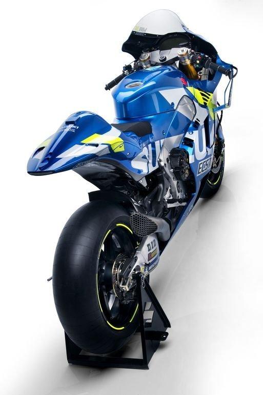 Motogp All The Photos Of Rins And Mir S Suzuki Gsx Rr 2019 Gpone Com