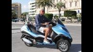 Moto - News: Piaggio Mp3 e Marcello Lippi