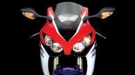 Moto - Gallery: Honda CBR 1000 RR 2009 Pearl Sunbeam White HRC
