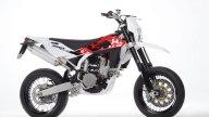 Moto - News: Husqvarna SM 450 R 2009