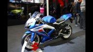 Moto - News: Suzuki al Motor Show 2008