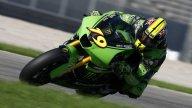 Moto - News: Kawasaki MotoGP: marcia indietro con grattata
