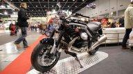 Moto - News: Moto Guzzi al 15° Padova Bike Expo Show