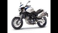 Moto - News: Nuova grafica per la Moto Morini 1200 Sport
