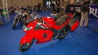 Moto - News: Triumph al 1° Verona Motor Bike Expo di Verona