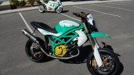 Moto - News: CRC Suzuki Gladius Motard