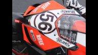 Moto - News: WSBK: colori ufficiali per la Aprilia RSV4