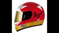 Moto - News: AGV Ti-Tech Giacomo Agostini Replica