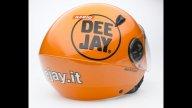 Moto - News: Dainese D-jet colors Radio Deejay