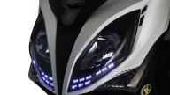 Moto - News: Kymco Xciting 300 - 500 R 2009