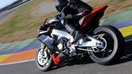 Moto - News: Aprilia RSV4 Factory: ciclistica racing