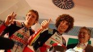 Moto - News: Shinya Nakano e Marco Simoncelli KO