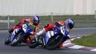 Moto - News: Yamaha R 125 Cup 2009, Pomposa