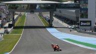"""Moto - News: MotoGP 2009: Dovizioso da del """"Lei"""" al Mugello"""
