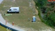 Moto - News: MotoGP 2009, Jerez: Rossi al bagno come 10 anni fa