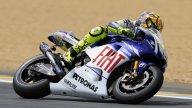 Moto - News: MotoGP 2009, Le Mans, Gara: vince Lorenzo