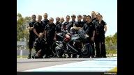 Moto - News: MotoGP 2009, Le Mans d'argento per Melandri