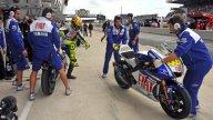 Moto - News: Asciutto, bagnato, anzi umido: Rossi sempre nei guai?