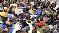 Moto - News: MotoGP 2009, Le Mans da dimenticare per Rossi