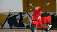 Moto - Test: Vespa 50 LX 4T - TEST