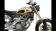 Moto - News: Aprilia Xcrambler 750 V2 e Guzzi SCR 750