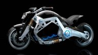 Moto - News: Blueshift Electric Motorcycle