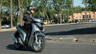 Moto - Test: Honda SH125i 2009 - TEST