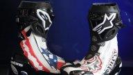 Moto - News: WSBK 2009, Miller: il casco di Spies