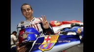 Moto - News: MotoGP 2009: Lorenzo blaugrana a Barcelona
