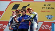 Moto - News: MotoGP 2009: 2° posto per Lorenzo ad Assen